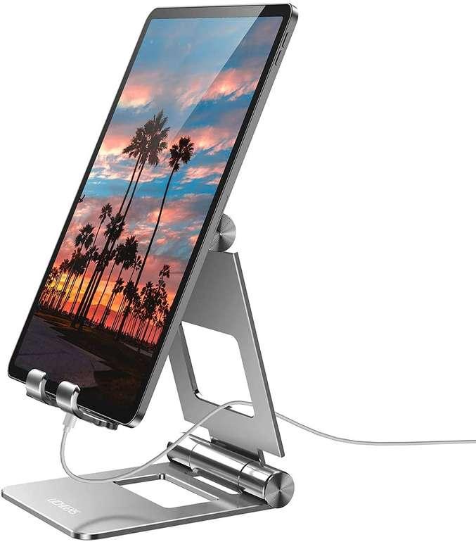 """Licheers verstellbarer Tablet Ständer (4 bis 13"""") für 5,60€ inkl. Prime Versand (statt 14€)"""