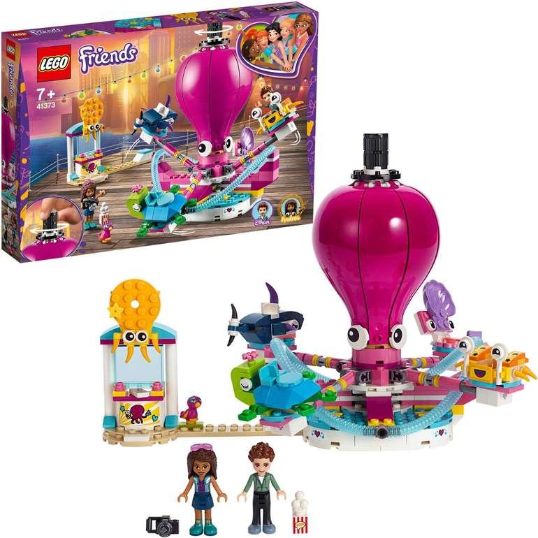 Lego Friends - Lustiges Oktopus-Karussell (41373) für 23,79€ inkl. Versand (statt 29€)
