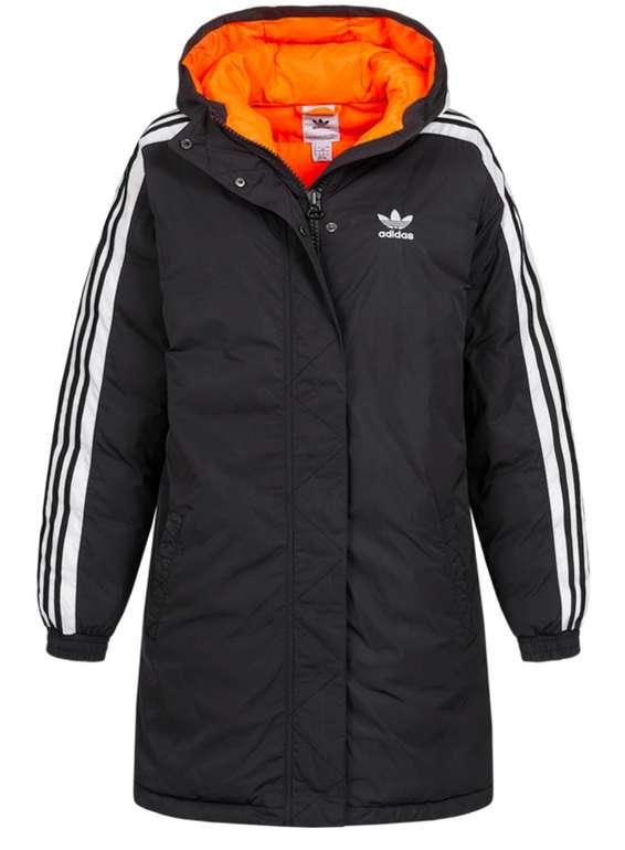adidas Originals Long Damen Jacke in schwarz für 89,99€inkl. Versand (statt 139€)