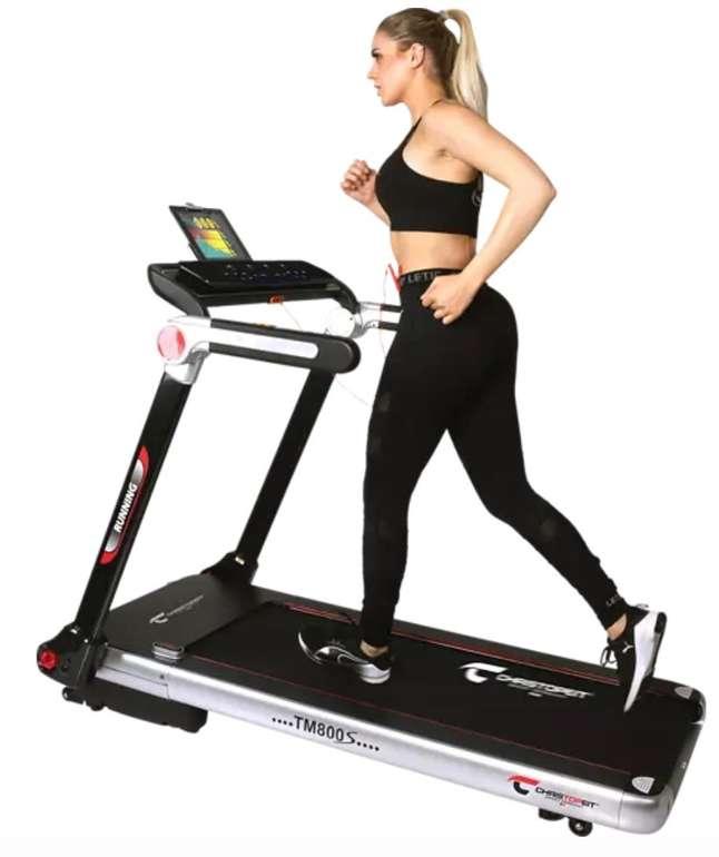 Media Markt Fitness-Tage - z.B. Christopeit TM-800S Laufband für 649€ inkl. Versand (statt 749€)