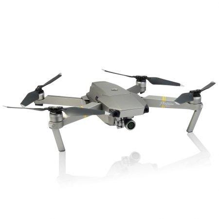 Dji Mavic Pro Platinum Drohne (4K UHD, 12 MP) für 829,99€ inkl. Versand