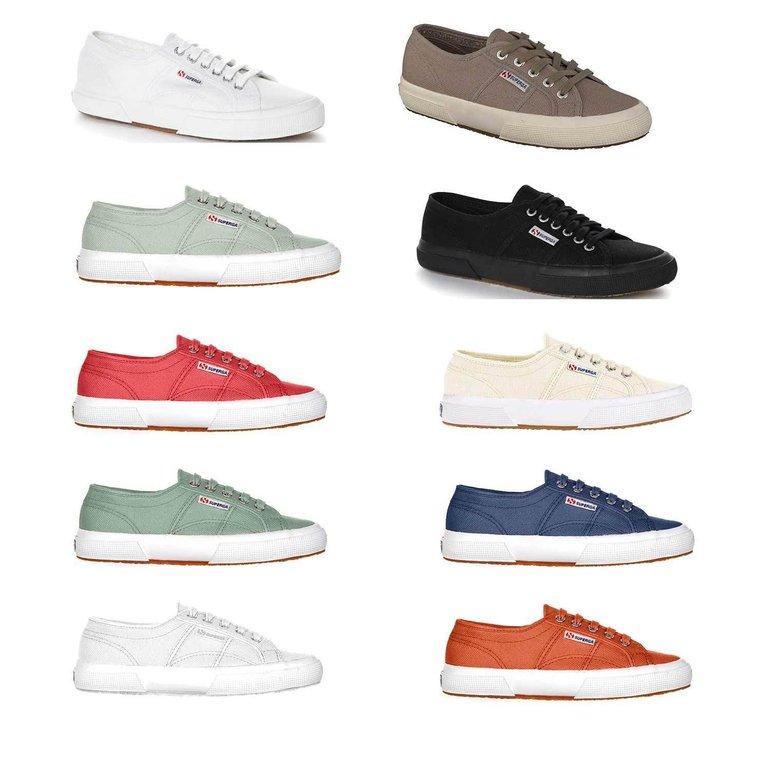Superga Sneaker für Damen und Herren ab 29,99€ inkl. Versand