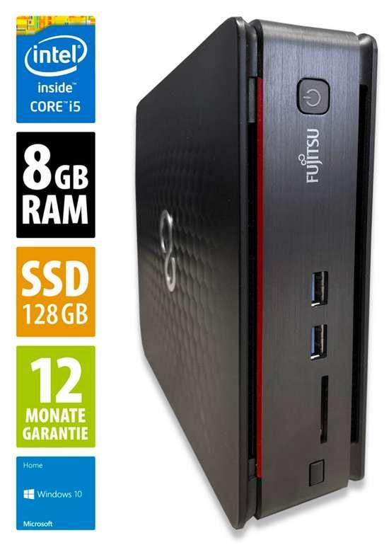 Fujitsu Esprimo Q920 MiniPC (i5-4590T, 8GB RAM, 128GB SSD) für 135,15€ inkl. Versand (statt 150€) - B-Ware