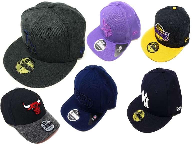 New Era Caps (verschiedene Designs) je nur 9,95€ inkl. VSK (statt 18€)