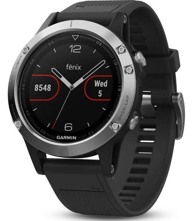 Garmin Fenix 5, Smartwatch, ca. 240 mm für 319€ inkl. Versand (statt 350€)
