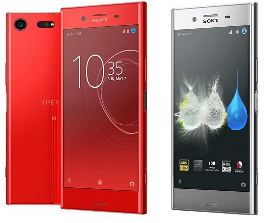 Hot! Sony Xperia XZ Premium - 5,5 Zoll Smartphone 4GB +64GB zu 249€ (statt 350€)