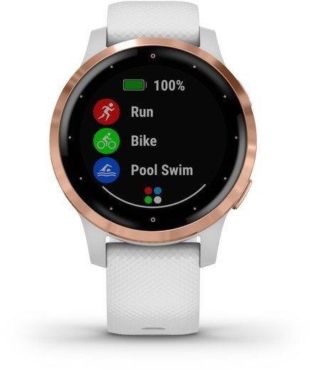 Garmin Vívoactive 4s – GPS-Fitness-Smartwatch ( Herzfrequenzmessung, 7 Tage Akku) für 194,90€ inkl. Versand (statt 234€)