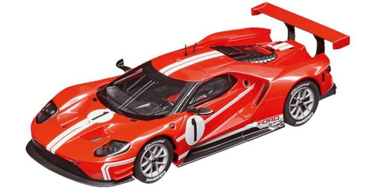 "Carrera (Toys) Ford GT Race Car ""Time Twist, No.1"" für 39,99€ inkl. Versand (statt 48€)"