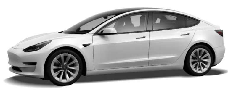 Gewerbe Leasing: Tesla Model 3 Standard Plus (325 PS) mit Hinterradantrieb für 275€ netto mtl. (BAFA, ÜF: 823,53€, LF: 0.75)