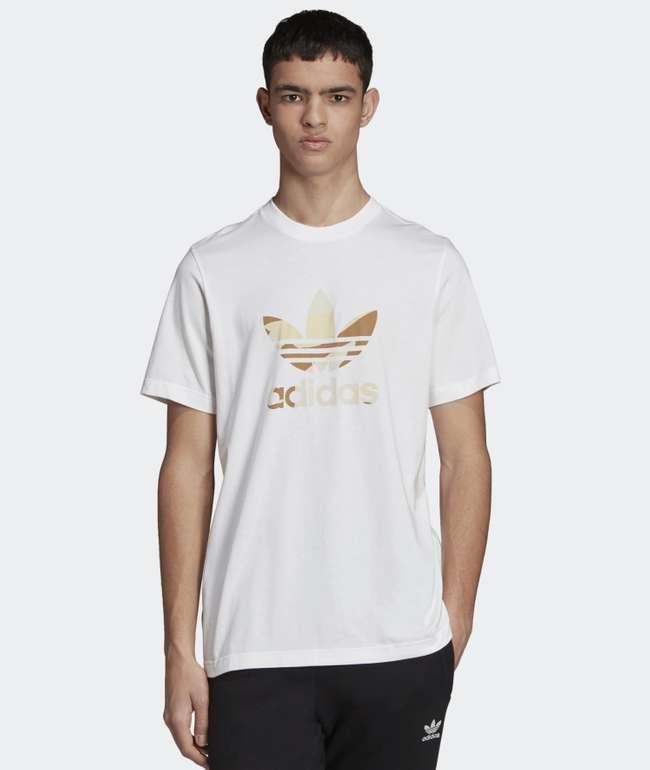 Adidas Originals Camouflage Trefoil Herren T-Shirt für 15,65€ inkl. Versand (statt 28€) - Creators Club