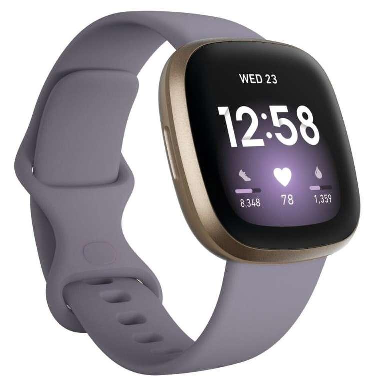 """Fitbit Smartwatch """"Versa 3"""" für 156€ inkl. Versand (statt 169€)"""