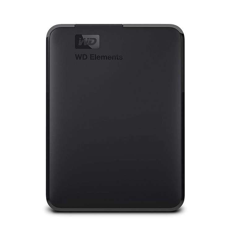 """WD Elements Portable - Externe 5TB Festplatte (2,5"""", USB 3.0) für 81€ inkl. Versand - Newsletter Gutschein!"""