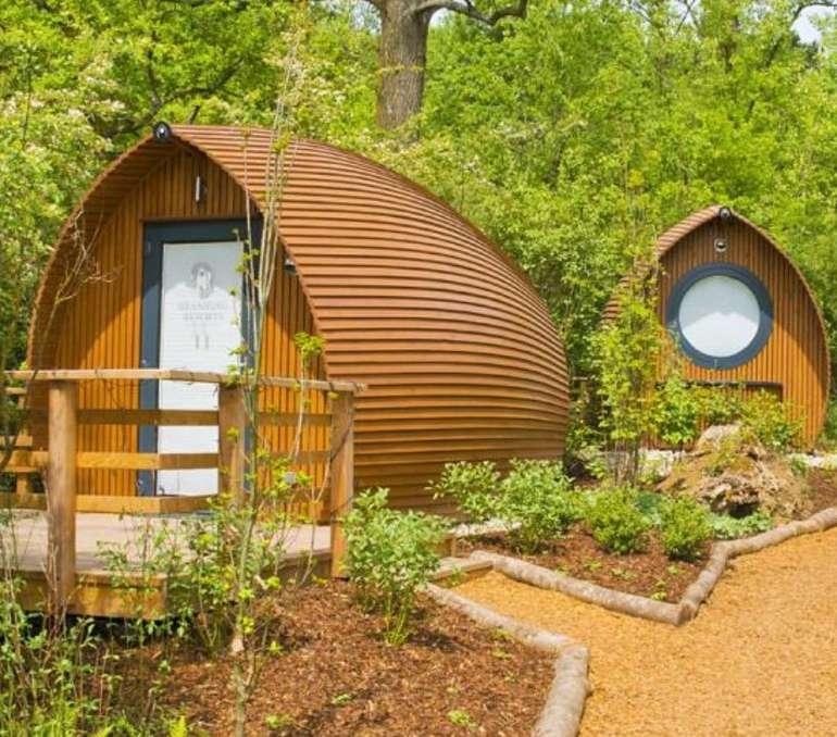 Saarland: 2 Nächte im Glamping Resort Biosphäre Bliesgau + Frühstück, Parkplatz uvm. ab 198€ bei einer Reise zu Zweit