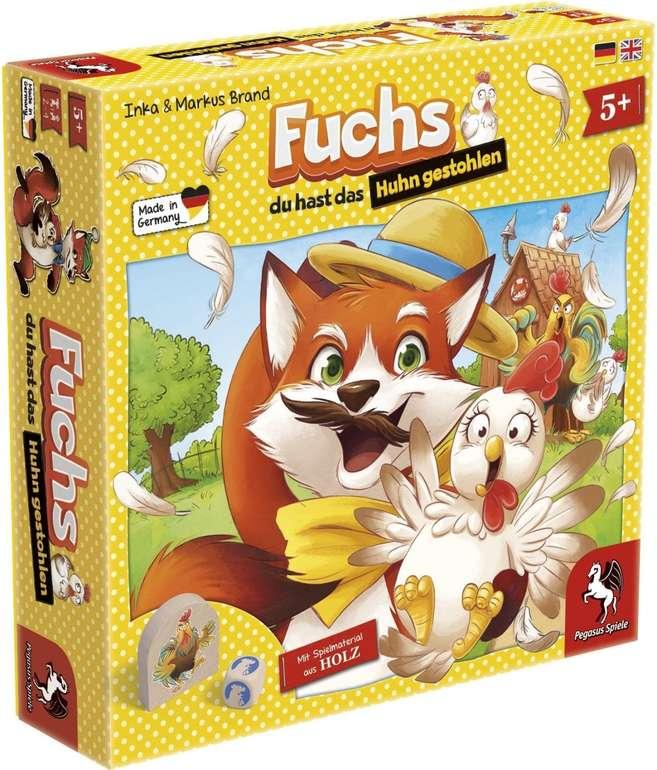 """Pegasus Spiele """"Fuchs, du hast das Huhn gestohlen"""" für 15,94€ inkl. Versand (statt 20€)"""