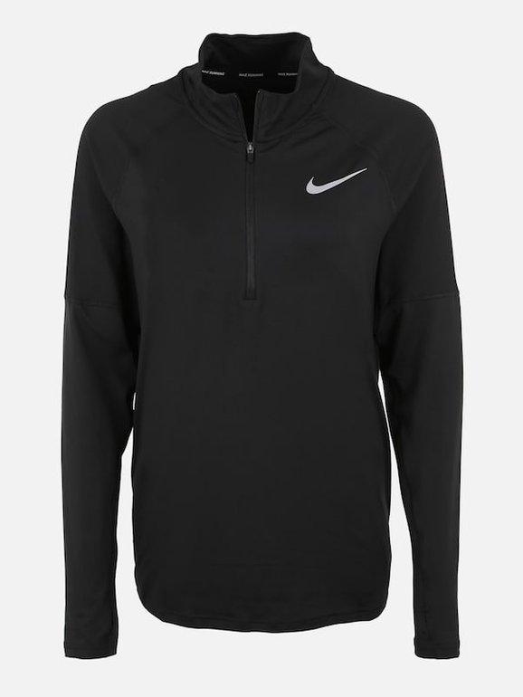 """Nike Top """"Elmnt"""" in schwarz / weiß für 26,91€ inkl. Versand (statt 41€)"""