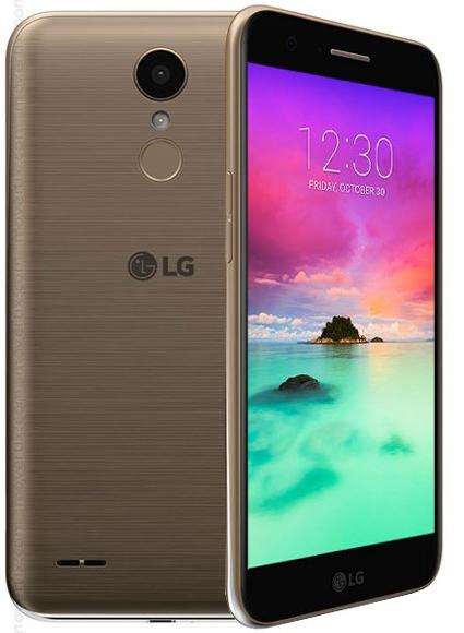 LG K10 (2017) Android Smartphone für 85€ inkl. Versand (statt 118€)