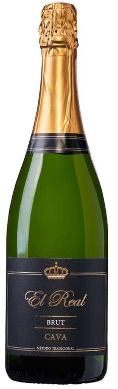 El Patrón Real D.O. 6 Flaschen Cava Brut für 43,84€ inkl. Versand (statt 54€)