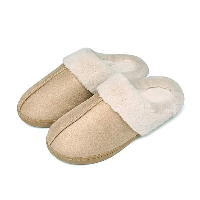Ubfen Unisex Pantoffeln mit Memory Foam in verschiedenen Farben für 8,83€ inkl. Prime VSK