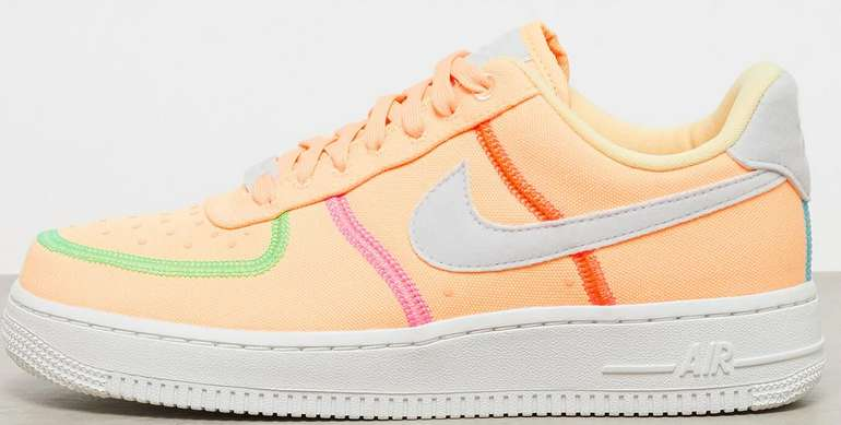 """Onygo: Diverse Nike Air Force - z.B in Nike Air Force 1 '07 in """"life lime/summit white"""" für 62,99€ inkl. Versand"""