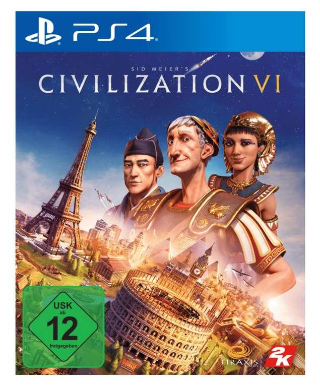 Prime Days: Sid Meier's Civilization VI (PS4) für 12,53€inkl. Versand (statt 17€)