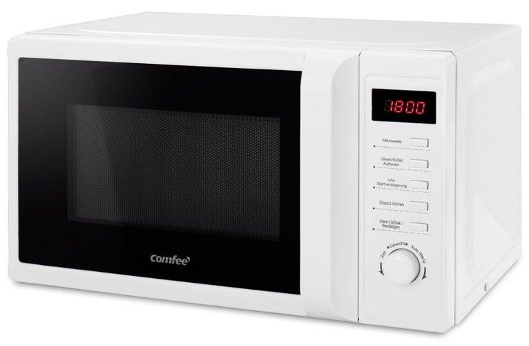 Comfee CMS 20 DW Mikrowelle mit 800W für 44,44€ inkl. Versand