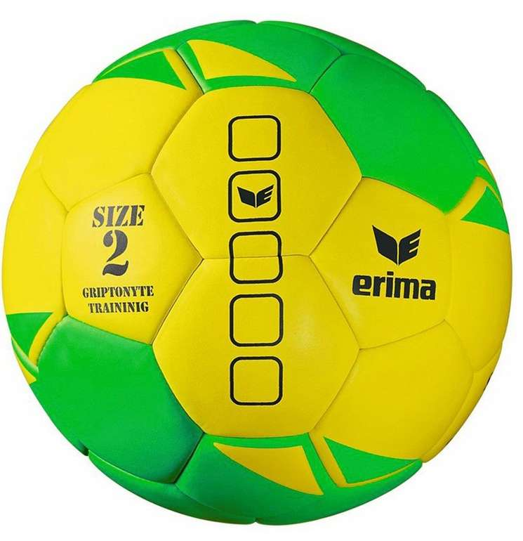 Erima Griptonyte Handball Größe 2 für 9,50€ inkl. Versand (statt 22€) - B Ware