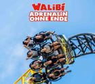 Tageskarte Freizeitpark Walibi Holland (ehem. Six Flags) für 24,50€