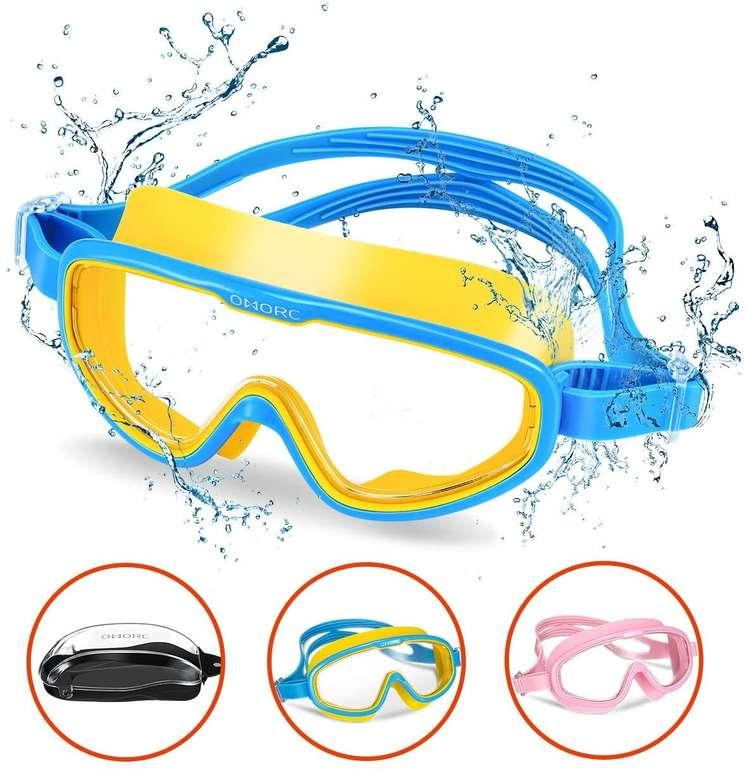 Omorc Kinder Taucherbrille in 2 Farben für je 8,99€ inkl. Prime Versand (statt 17€)
