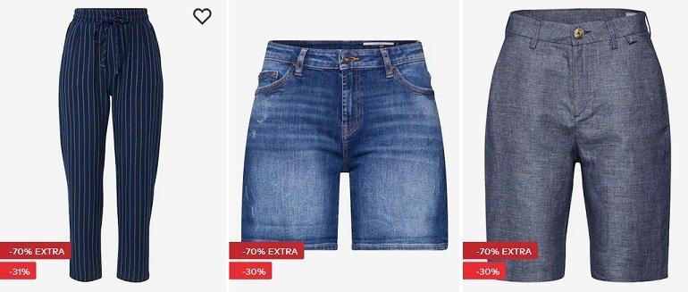 About You Damen Shorts Hosen Rabatt 2