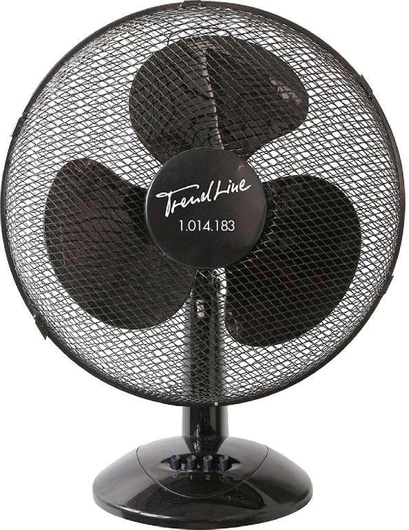 TrendLine Tischventilator 40cm für 4,75€ inkl. Versand (statt 15€) - Newsletter Gutschein