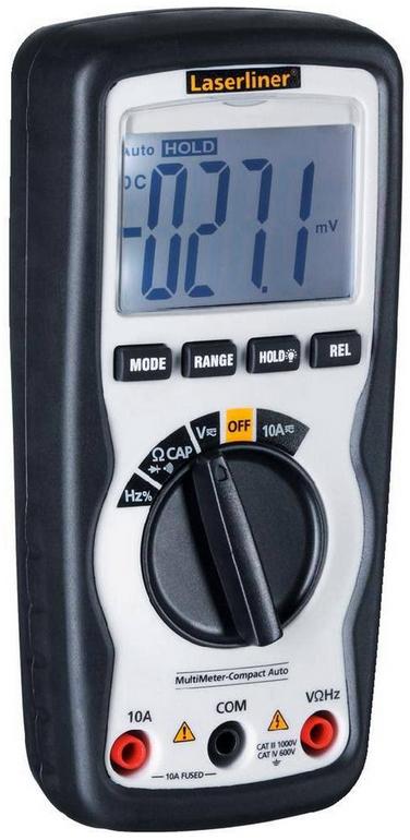 Laserliner Compact Auto 083.034A Multimeter für 35,90€ inkl. Versand (statt 49€)