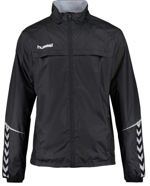 hummel Authentic Charge Herren Funktionsjacke in schwarz für 17,94€ inkl. Versand (statt 23€)