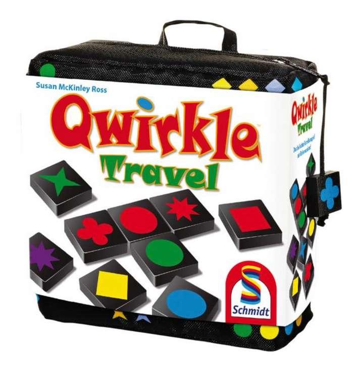 Qwirkle Travel für 9,60€ inkl. Versand (statt 16€) - Thalia Club!