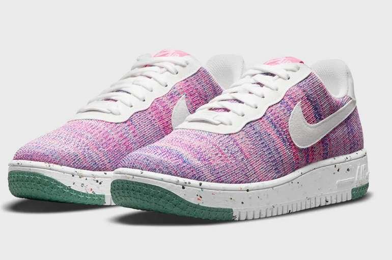 Nike Air Force 1 Crafter Flyknit Damensneaker für 53,99€ inkl. Versand (statt 74€)