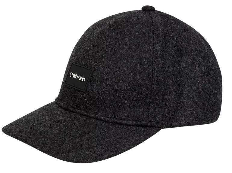 Calvin Klein Cap in schwarz für 11,99€inkl. Versand (statt 31€)