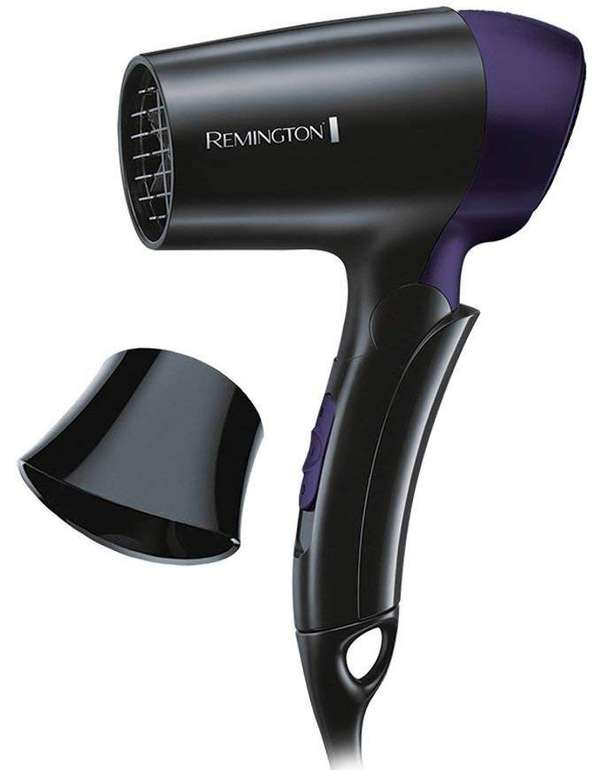 Remington D2400 Haartrockner On The Go mit 1400 Watt für 12€ (statt 15€)