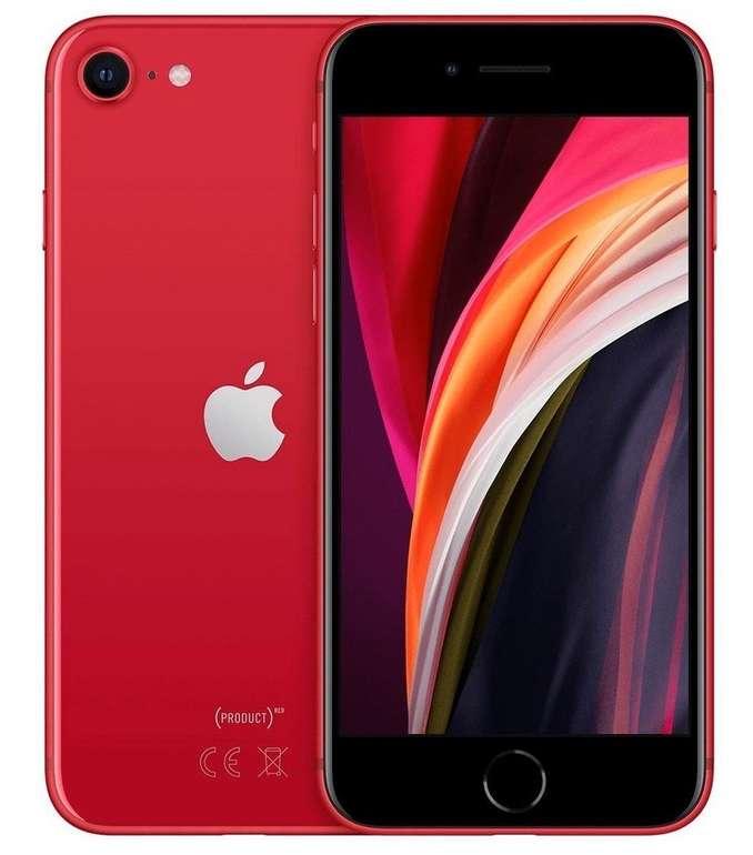 Apple iPhone SE 128GB in Rot für 410,40€ inkl. Versand (statt 465€)