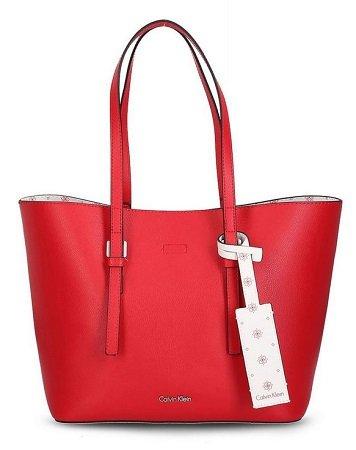 Calvin Klein Taschen Sale bei Top12, z.B. Borsa Tragetasche in Rosso für 74,24€