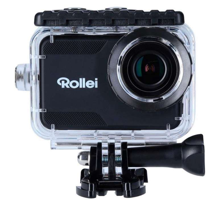 Rollei Actioncam 6s Plus 4K für 69€ inkl. Versand (statt 98€)