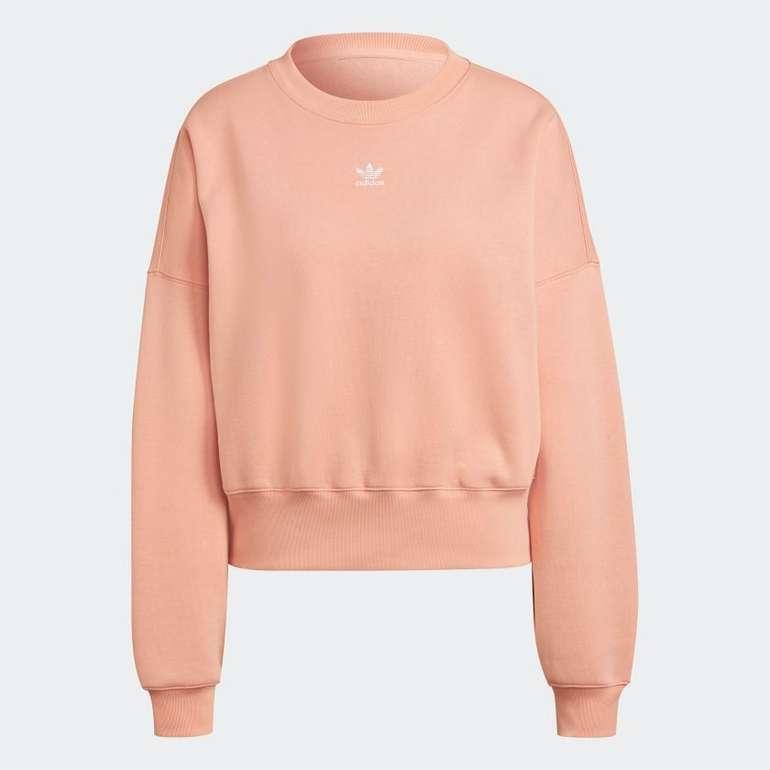 Adidas Adicolor Essentials Fleece Sweatshirt für 40€ inkl. Versand (statt 53€)