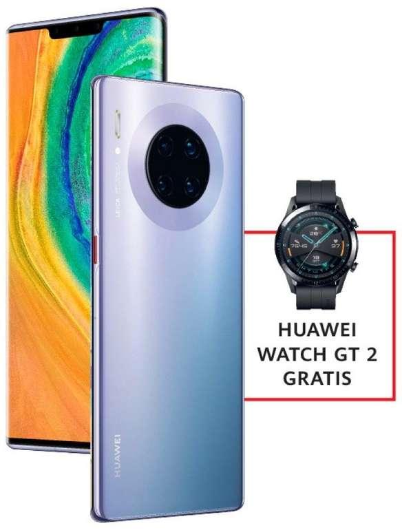 Huawei Mate 30 Pro + Huawei Watch GT 2 für 891€ inkl. Versand
