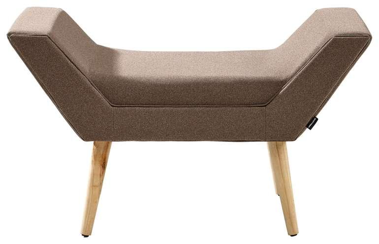 Carryhome Sitzbank in braun für 35,88€ inkl. Versand (statt 50€)