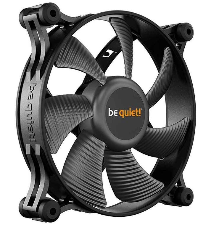 be quiet! Shadow Wings 2 PWM 120 mm, Gehäuselüfter für 12,48€ inkl. Versand