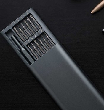 Xiaomi Mijia Wiha 24in1 Schraubendreher-Set für 12,26€ inkl. Versand