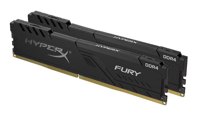 HyperX Fury DDR4-3600 CL17 RAM Gaming Arbeitsspeicher (2x 8 GB) für 79,90€inkl. Versand (statt 99€) - Newsletter!