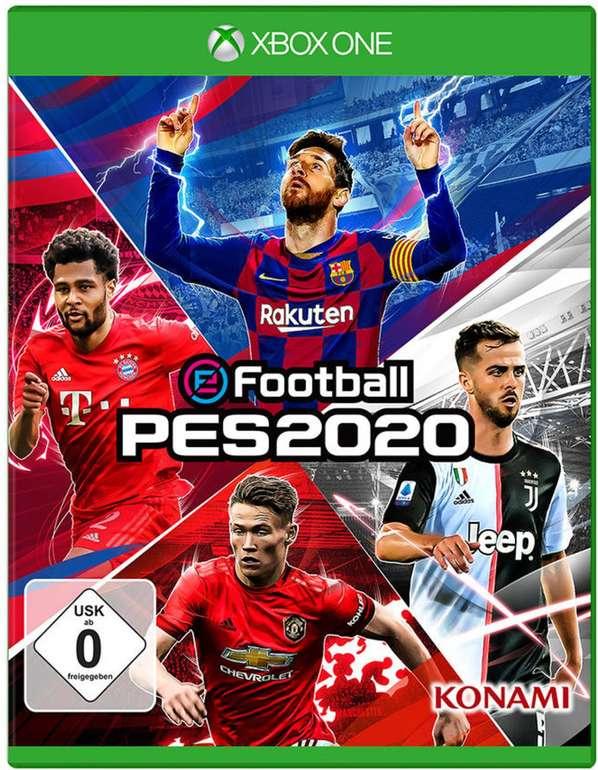 PES 2020 - Pro Evolution Soccer (Xbox One, PS4) für je 27,99€ inkl. VSK