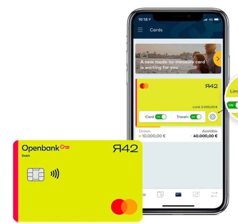 Openbank: 40€ Bonus für die ersten 2.000 Neukunden – gebührenfreies Girokonto mit 0,50% auf's Tagesgeld
