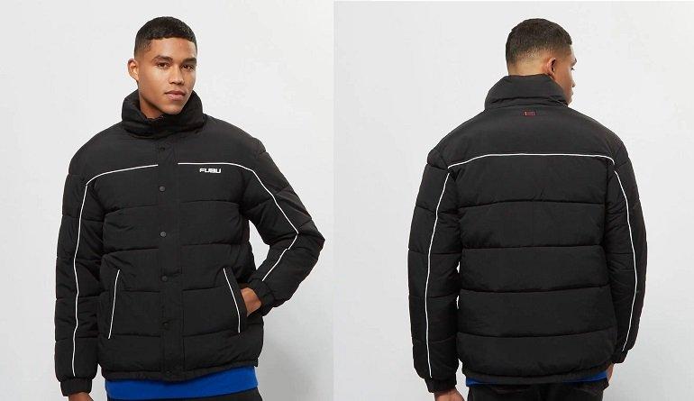 Fubu FB Corporate Puffer Jacket 2