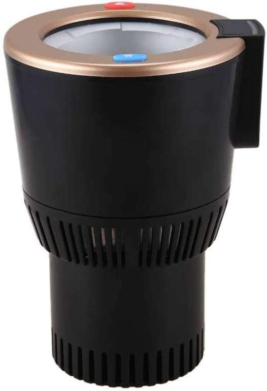Owsoo Auto Getränkehalter mit Warmhalte- & Kühlfunktion für 24,99€ (statt 30€)