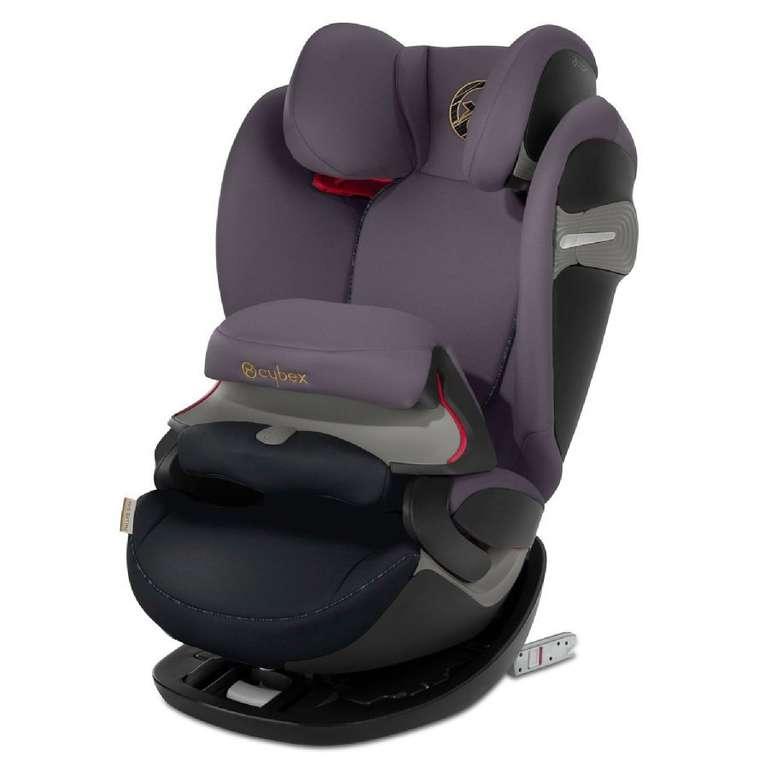cybex GOLD Kindersitz Pallas S-Fix Premium Black für 188,96€ (statt 210€)